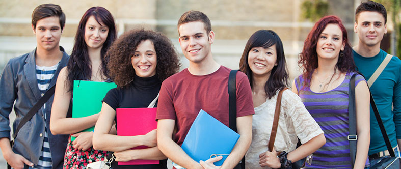 admissions guidance and support for prospective international students